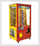 Whistle Stop Crane Machine